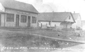Revillion Bros. Store and Warehouse, Athabasca Landing