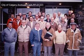 City of Calgary Commissioners and Department Heads Seminar in Banff, 1983