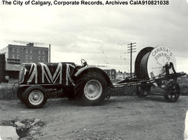 """Calgary's Dynamos Now Humming with Energy""."