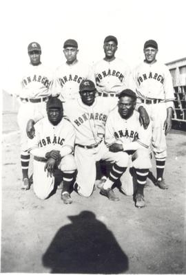 Kansas City Monarchs Baseball Team