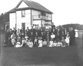 Shantz Diamond Wedding Group, Battle River District, County of  Wetaskiwin, Alberta.