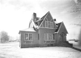 Dr. Shillabeer's house, Wetaskiwin, Alberta.