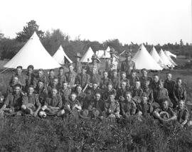 Boy Scouts Camp