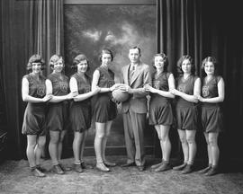 Wetaskiwin High School Girls Basketball Team, Wetaskiwin Alberta