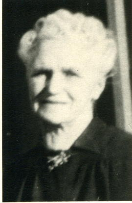 Mrs. A. Herbut - MOTHER.