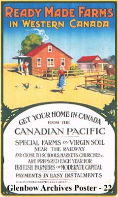 """Ready Made Farms in Western Canada"""