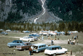 Mount Robson Yellowhead Highway Rally.