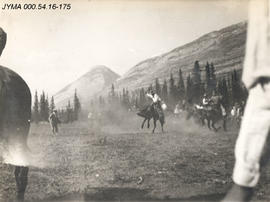 The Jasper Stampede at Henry House Flats.