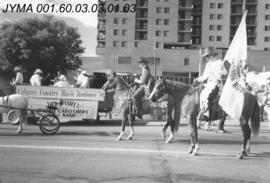 Calgary Stampede and Rodeo Parade, Alberta