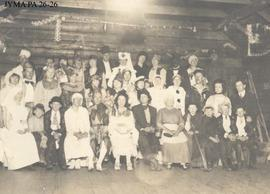 Costume Party in Lucerne, British Columbia.