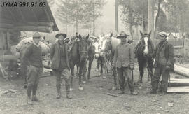 Group of Guides and Outfitters, Jasper National Park, AB