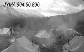 [Bedaux Expedition] : [Camps], British Columbia