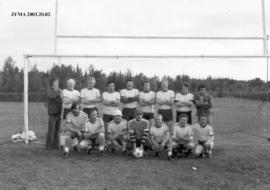 Jasper Rugby Team, Jasper National Park, AB