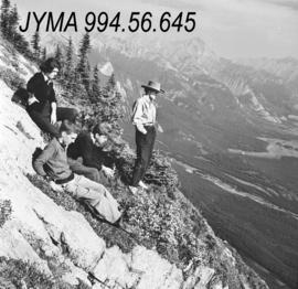 [Atherton Party Expedition], Jasper National Park