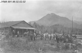 [Phillips' camp], British Columbia
