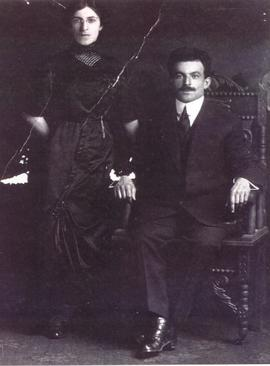 Jacob and Sima Starr.