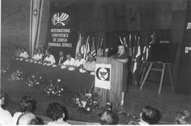 International Conference of Jewish Communal Service, Israel, 1971.