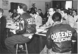 Medical School Class, Queen's University.