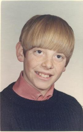 Marshall Shoctor age 10.