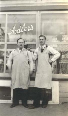 Meyer Adler and Employee.