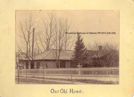 Our Old Home [McKitrick family home in Orangeville, Ontario]