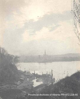 A view of Hull, from Ottawa, Ontario, 1905