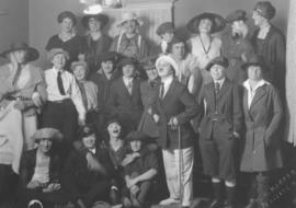 An amateur acting group, Medicine Hat