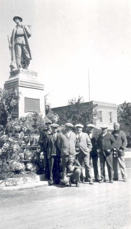 Cenotaph, Red Deer
