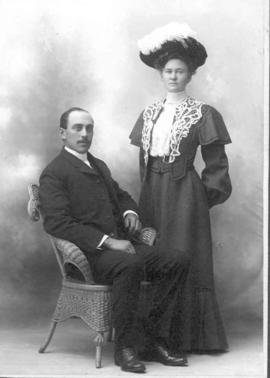 Fred and Annie L. Gaetz
