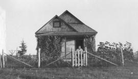 Laurence Banting's house, Red Deer
