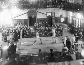 Boxing at Royal Military College
