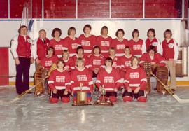 A local Red Deer hockey team