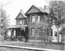 Ellis house on 55 Street