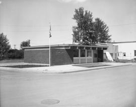 Post office building, Sylvan Lake