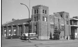 Fire Station No. 1, Red Deer