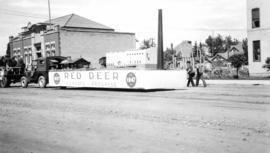 Parade on Ross Street, Red Deer