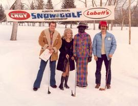 Alberta Provincial Snow Golf Championship, Red Deer
