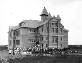School classes of 1912, Red Deer, Alberta