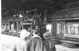 Anaconda Copper Mining Co. smelter and wire mill
