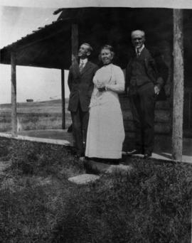 George Flint and Parents