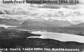 Scene Taken from the Alaska Highway