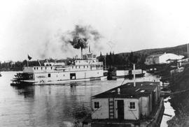 "The ""Northern Echo"" Steamship"