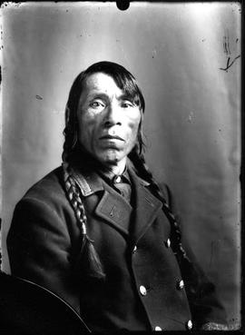 Hobbema First Nations Man