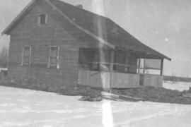 First Hospital in the Beaverlodge District