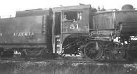 Locomotive #51