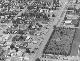 Aerial View of Grande Prairie