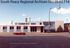 Grande Prairie City Hall