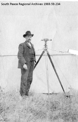 Walter G. McFarlane, Surveyor