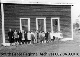 Clairmont Lake School Children