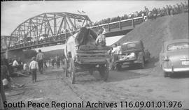 Smoky River Bridge Opening